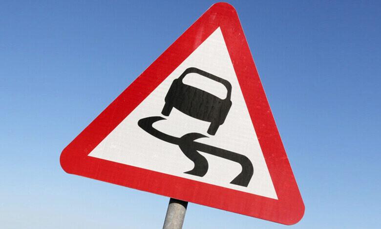 In de slip met auto: Ongeluk voorkomen   Verzekeruzelf