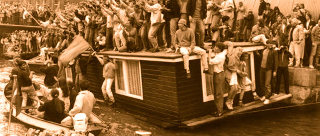 Photo of Help, mijn woonboot verzuipt!