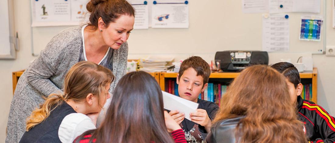 Photo of Kinderen helpen zelfverzekerd te worden samen met JINC