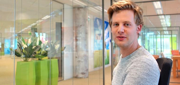 Photo of Ken jij onze nieuwe collega Christian al?