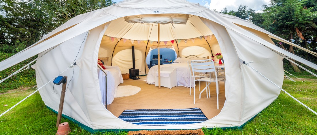 Photo of Glamping: wat is het?