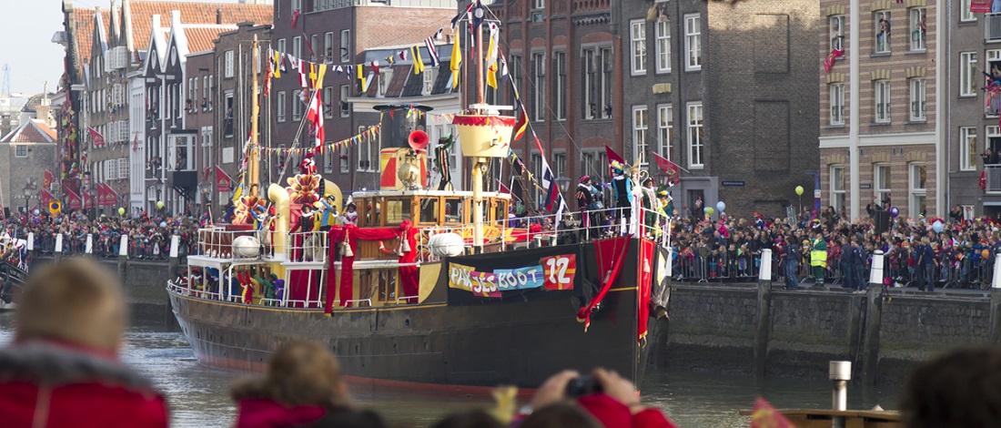 Photo of Sinterklaas is weer in het land!