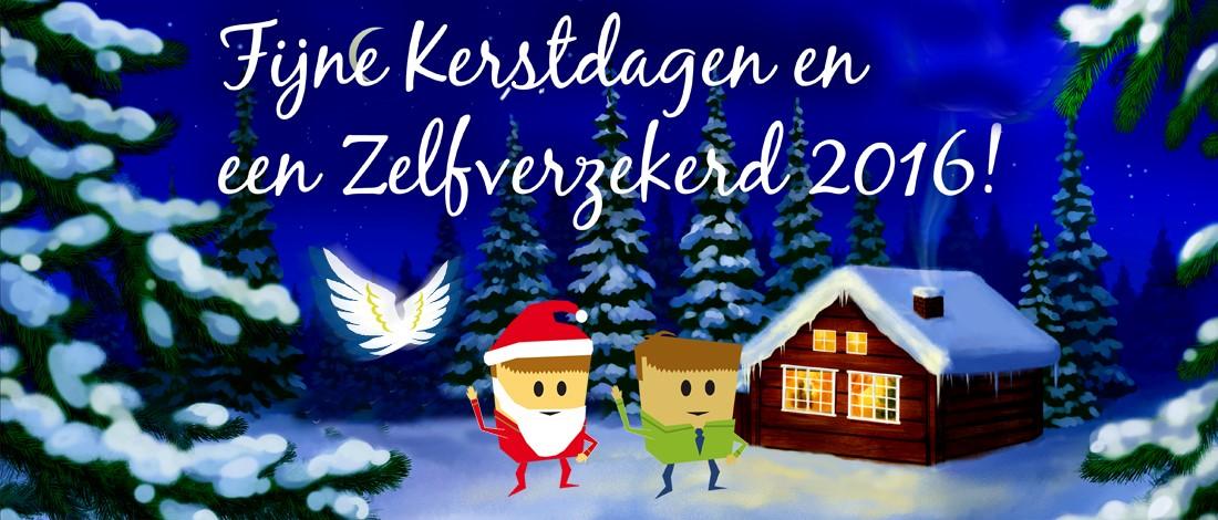 Photo of Fijne kerstdagen en een zelfverzekerd 2016!