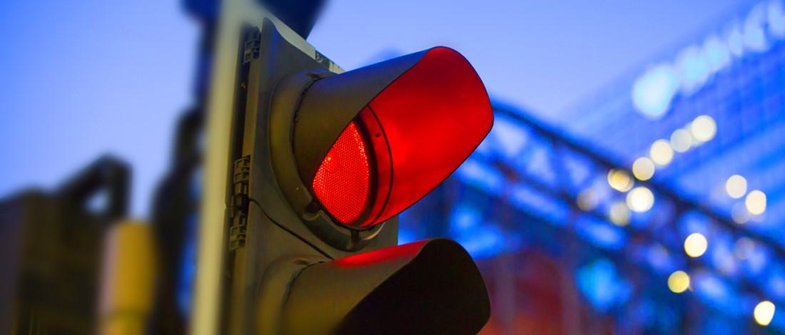 Photo of Stoplichten worden nauwelijks gecontroleerd