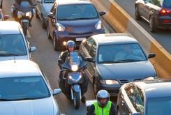 Ergernissen van automobilisten en motorrijders