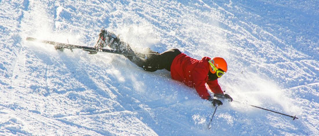 Ski ongevallen gestegen in 2016