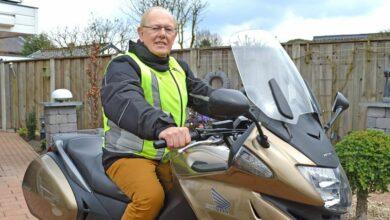 Photo of Is Henk de oudste motorrijder van Nederland?