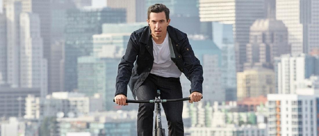 Photo of Bellen met je spijkerjas? Ideaal voor op de fiets.
