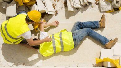 Photo of Bedrijfsongevallen: jaarlijks 230.000 gewonden