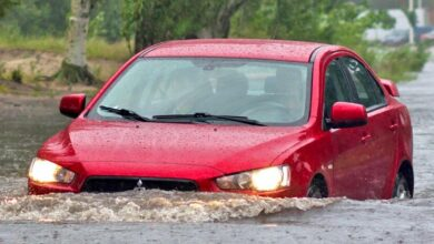 Photo of Wateroverlast nog niet voorbij: kans op code oranje