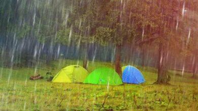 Photo of Kamperen in de regen: gillend naar huis?