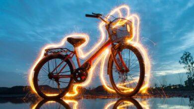 Photo of Opvallen op de fiets tijdens donkere dagen? Dat doe je zo!