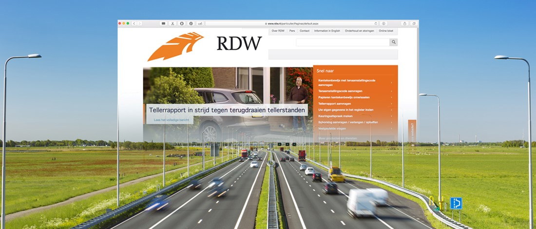 Photo of De taken van de RDW