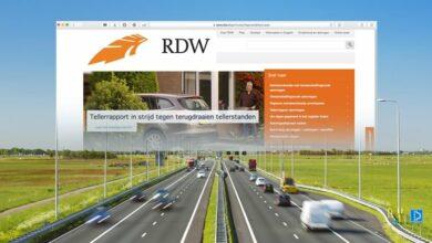 Photo of De taken van de RDW