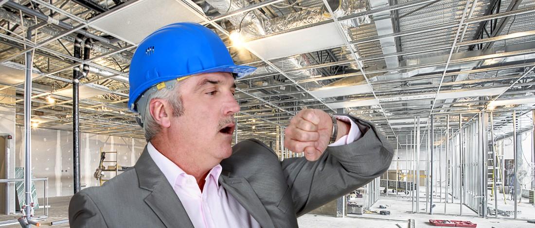 Photo of Timemanagement in de bouw: voorkomen van en omgaan met hoge werkdruk