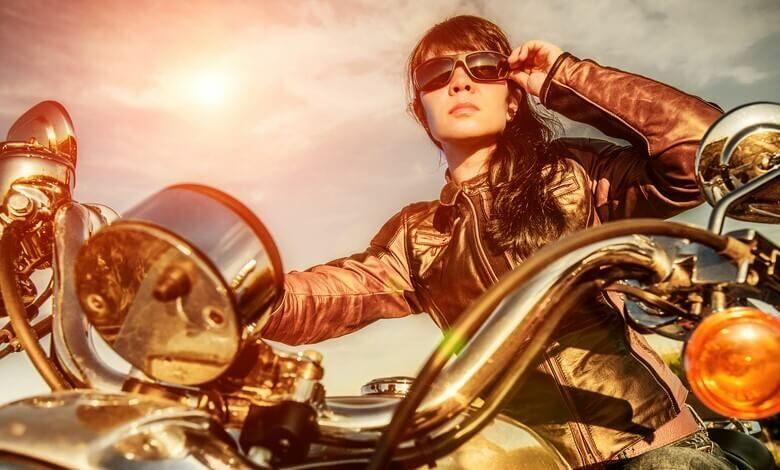 Vrouwen: ga motorrijden!   Verzekeruzelf