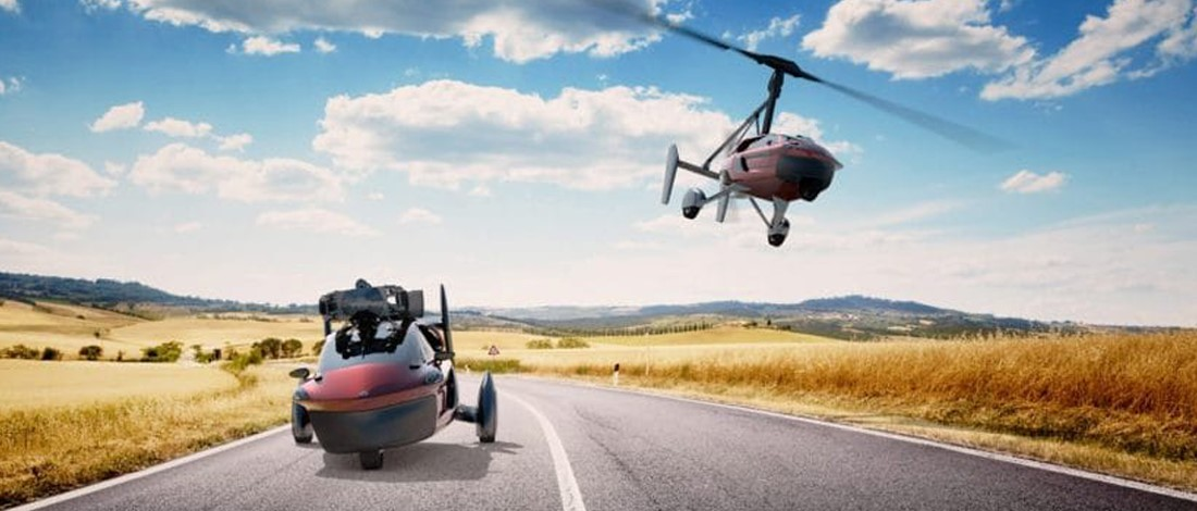 Photo of Vliegende auto: de droom wordt nu echt werkelijkheid