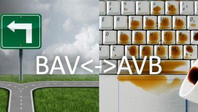 Photo of AVB en BAV: wat is het verschil?