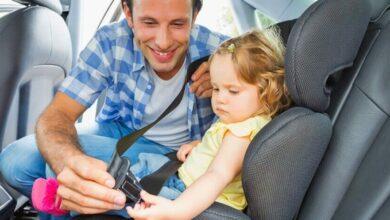 Photo of Kinderen in de auto: waar moet je aan denken?