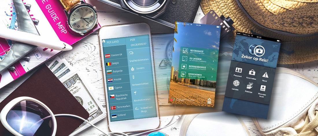 Photo of Handige apps voor op vakantie