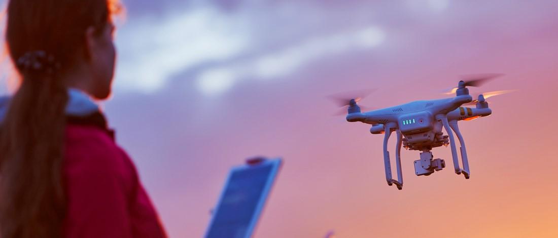 Photo of Schade door een drone: ben je verzekerd?