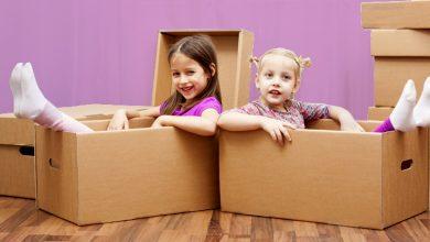 Verhuizen met kinderen | Verzekeruzelf
