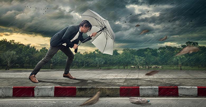 Stormschade: betaal je die zelf? | Verzekeruzelf